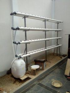 Kit Hidroponik Hydroponic Jumbo Full Set 160 Lubang